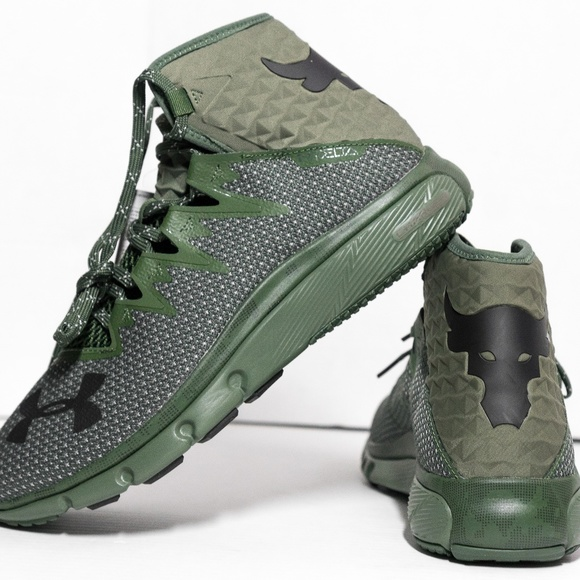 Under Armour Project Rock Delta Dna